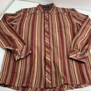 Kavu striped shirt